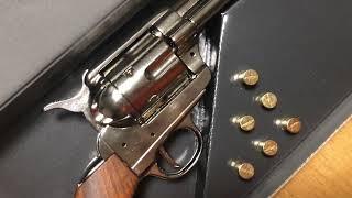 Револьвер Кольт кавалерийский с 6 патронами, Cal.45 Cavalry Revolver With 6 Bullets, Denix 1-1191/NQ