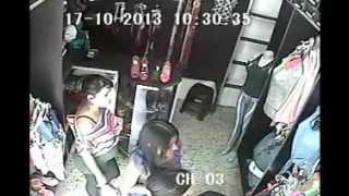 Las 3 ladronas de tiendas de guanare