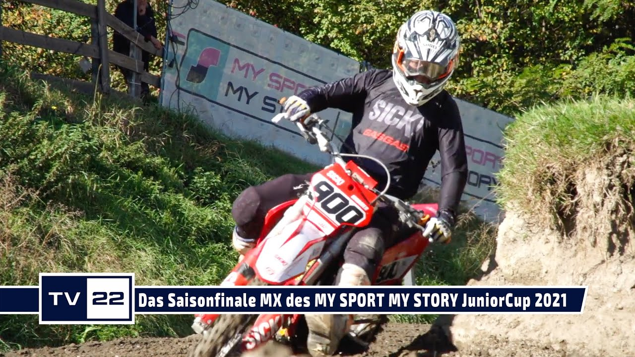 Die Interviews & Rennen der MX2 beim Saisonfinale des MY SPORT MY STORY Liqui Moly JuniorCup 2021