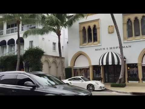 West Palm Beach, Worth Ave