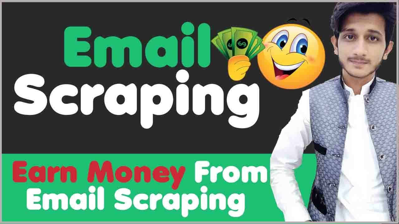 How to Scrape Targeted Emails | Email Scraping Tool | Earn Money From Fiverr | Freelance Funda