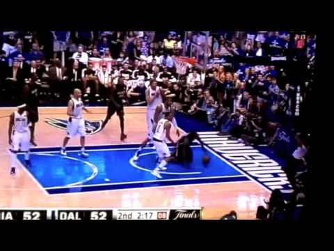 Bill Kennedy Referee Air Humping/Flop NBA Finals Game