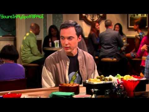 Sheldon Drinks Long Island Iced Tea - The Big Bang Theory