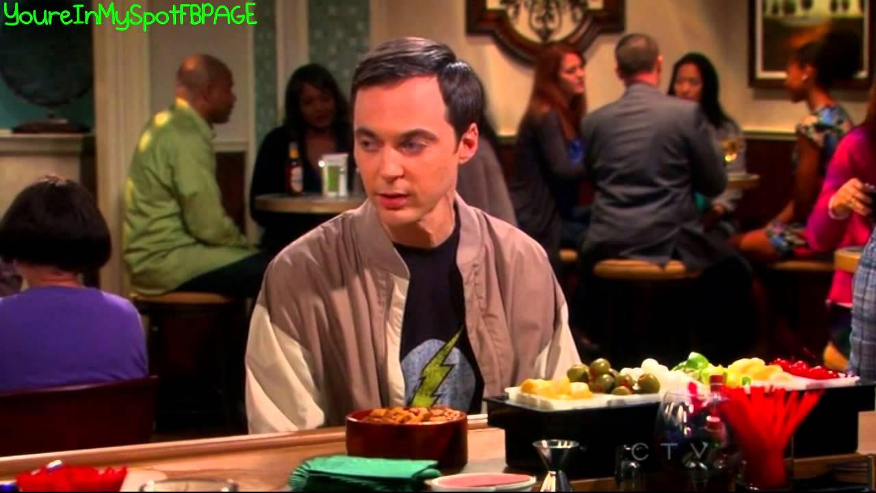 Sheldon Drinks Long Is...