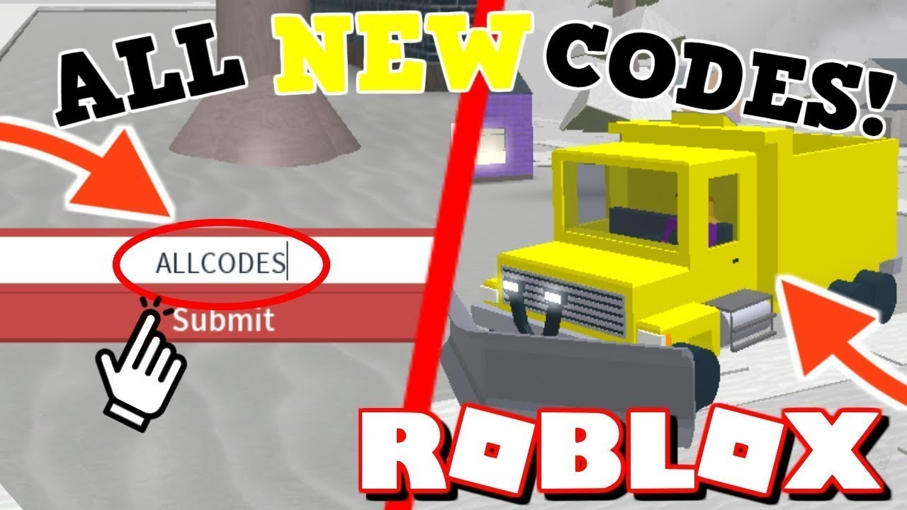 Top 10 Hidden Codes In Roblox Snow Shoveling Simulator 2018 By Itsbear