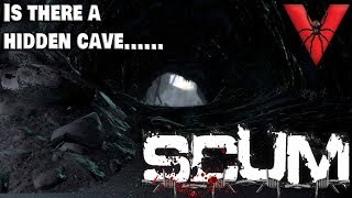 SCUM PC GAME PLAY - Lets find the hidden cave....does it exist !!!!