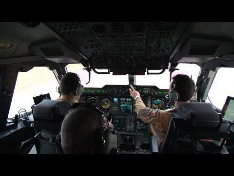 Première mission de l'A400M Atlas