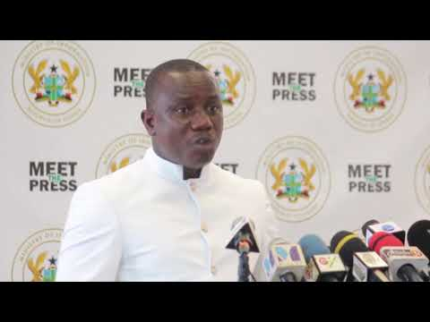 VACATE AIRPORT HILLS RESIDENCE, DEFENCE MINISTER ORDERS FORMER PRESIDENT JOHN MAHAMA