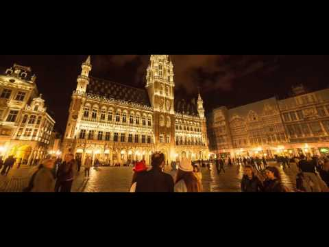 Brussels Drone Video Tour | Expedia