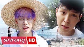 [Pops in Seoul] B.A.P(비에이피) _ HONEYMOON(허니문) _ MV Shooting Sketch