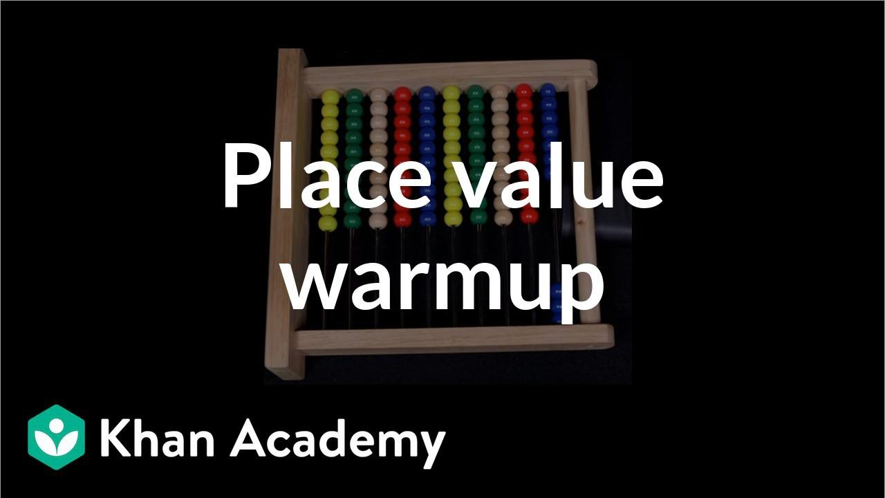 Intro to place value (video) | Hundreds | Khan Academy