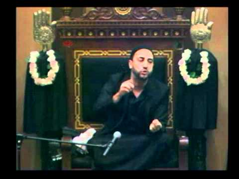 06 - Sayed Ammar Nakshwani - Lessons from the birth of Jesus son of Mary