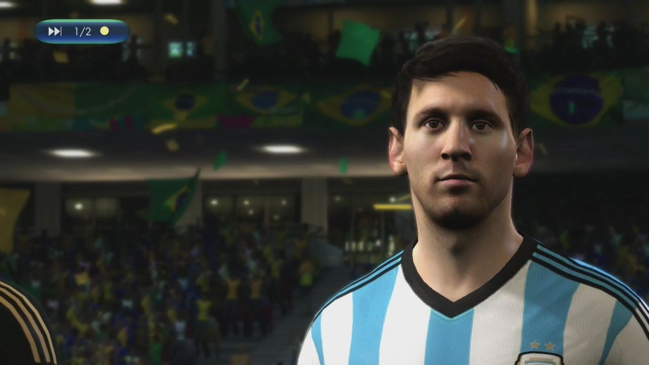 2014 FIFA World Cup Brazil - Brazil vs Argentina -  Online World Cup  Gameplay  - YouTube 3e4c487a8