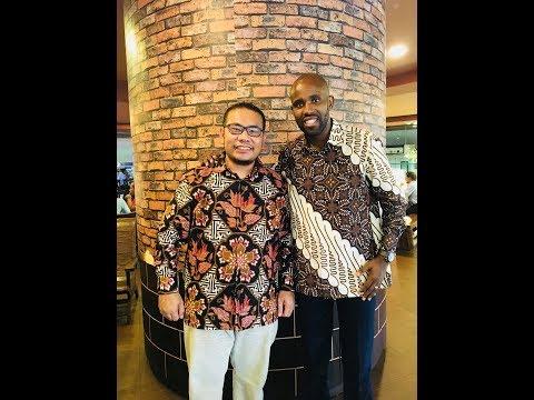 Indonesia Visit  - Ps Anele Nogemane (South Africa)