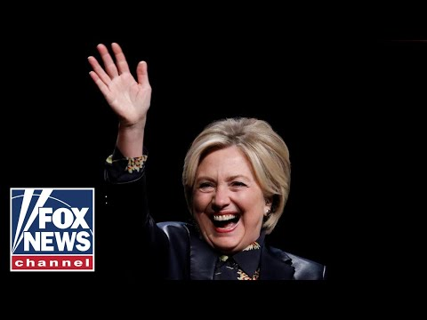 Hillary Clinton admits