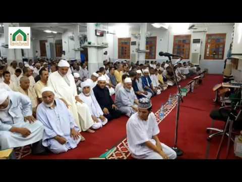 نقل صلاه التراويح الليلة الخامسة  من المسجد العتيق حاسي مسعود ولاية ورقلة الجزائر  رمضان 1438