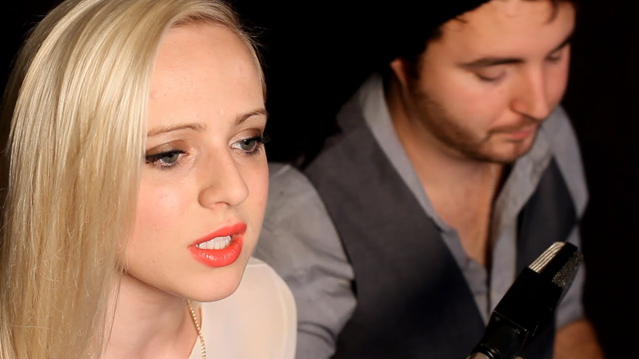Ellie Goulding   I Need Your Love   Official Acoustic Music Video   Madilyn  Bailey & Jake Coco