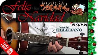 Feliz Navidad 🎄 - José Feliciano / MusikMan #066