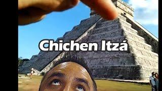 Chichen Itzá y la serpiente de Kukulcán que baja en el equinoccio