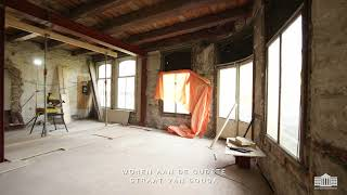 Verbouwing van 5 appartementen boven de Rituals - Gouda