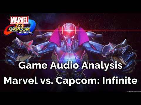 Game Audio Analysis - Episode 7: Marvel vs. Capcom: Infinite