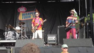 I Want Your Girlfriend To Be My Girlfriend Too - Reel Big Fish (Warped Tour 2013)