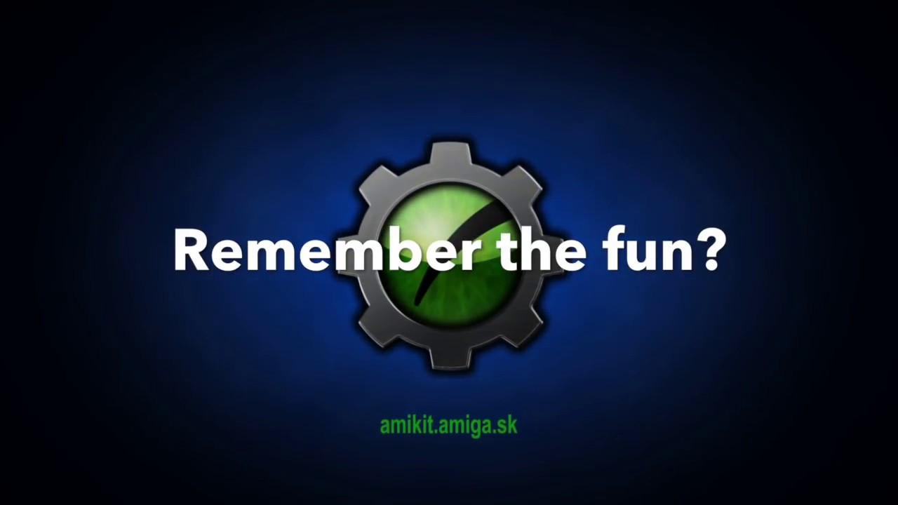 Amikit X released: A modern reinterpretation of AmigaOS