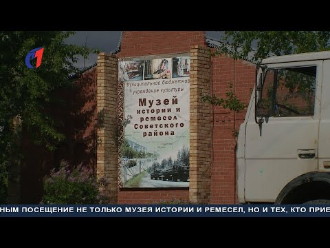 Удобная стоянка и тротуар. ТК «Первый Советский»