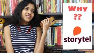 क्या STORYTEL हमें बेहतर पाठक बनाता है ? | WHY STORYTEL | masala chai
