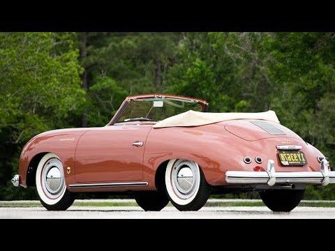 History of Porsche & Porsche 356 Special (Automobile Documentary)