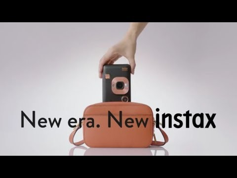 Instax Mini Li Play: ya se vale equivocarse al capturar foto con una cámara instantánea