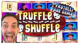 🔥Truffle Shuffle BONUS & Quick Hit Riches w/ Windy City Frenzy! 😍✦ Brian Christopher Slots