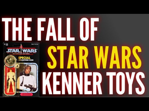 The Fall of Kenner's STAR WARS Action Figures from YouTube · Duration:  7 minutes 56 seconds
