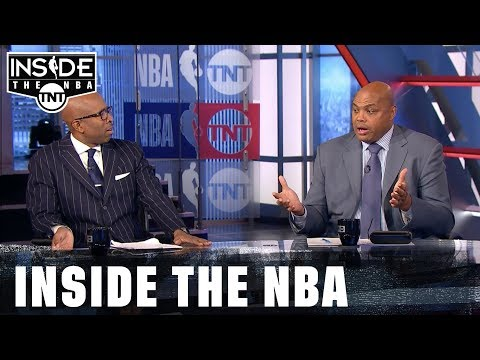 The Guys Discuss Rockets and Warriors Recent Drama | Inside the NBA