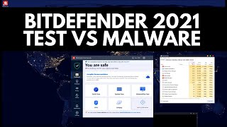 Bitdefender 2021 Review: Test vs Malware