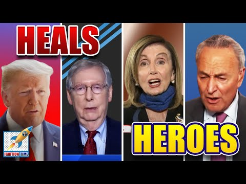 EXACTLY WHERE THINGS STAND NOW With Unemployment Benefits Extension In DC | HEALS Vs HEROES Act