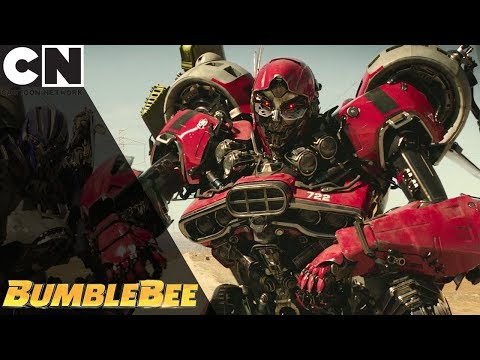 CN Sneak Peek | Exclusive: Bumblebee Movie – Behind the Scenes! | Ad Feature | Cartoon Network