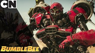 CN Sneak Peek | Exklusiv: Bumblebee Film – Hinter den Kulissen! | Ad-Funktion | Cartoon Network