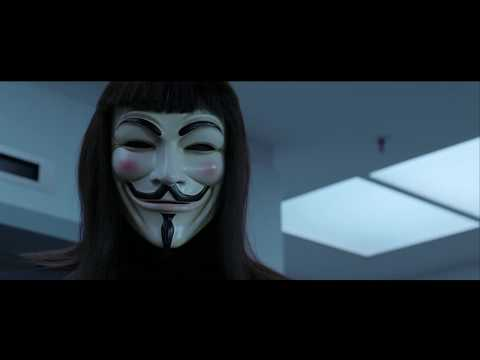 Anarchy Road - Carpenter Brut [Music Video - V for Vendetta]