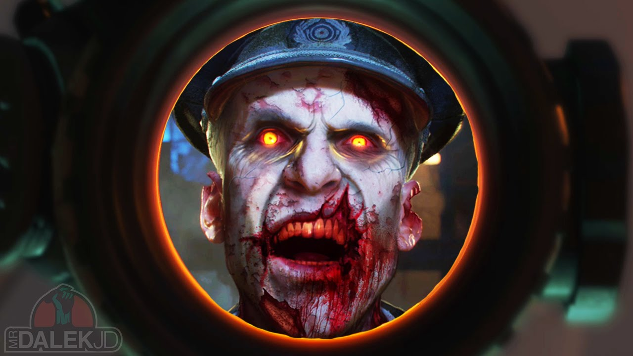 "Black Ops 3 ""SHADOWS OF EVIL"" ZOMBIES - EASTER EGG JUMP ..."