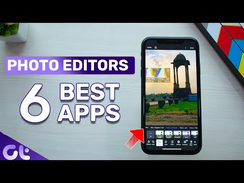 Top 6 Photo Editing Apps For IPhone In 2019 | Guiding Tech