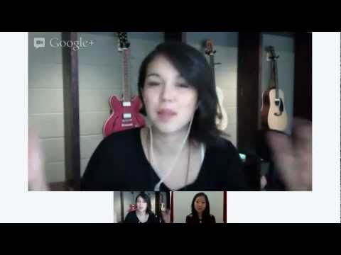 YouTube Live Q&A with Kina Grannis