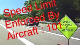 How Does Speed Enforced By Aircraft Work