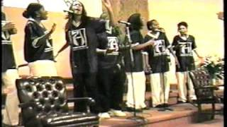 Powerhouse Fellowship Soul Choir  -  Big Him Up