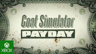 Goat Simulator: Payday Trailer