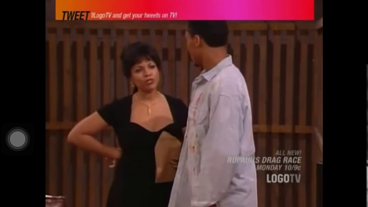 Living Single TV Show Example of Throwing Shade