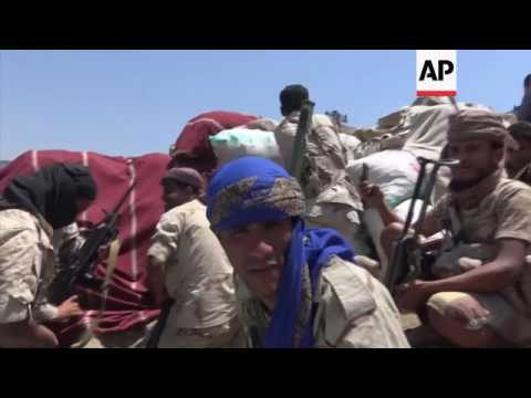 Yemen's Popular Resistance clash with Houthi