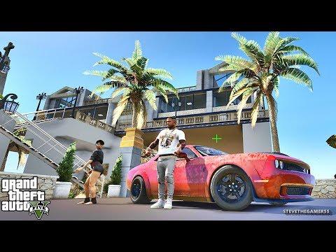 GTA 5 REAL LIFE MOD #412  CECE'S BACK!!! (GTA 5 REAL LIFE MODS)