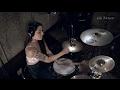 Rammstein ''Engel'' Drum Cover (by Liu Batera)
