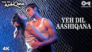 Yeh Dil Aashiqana Title Song | Karan Nath | Jividha | Kumar Sanu | Alka Yagnik | Popular Hindi Song